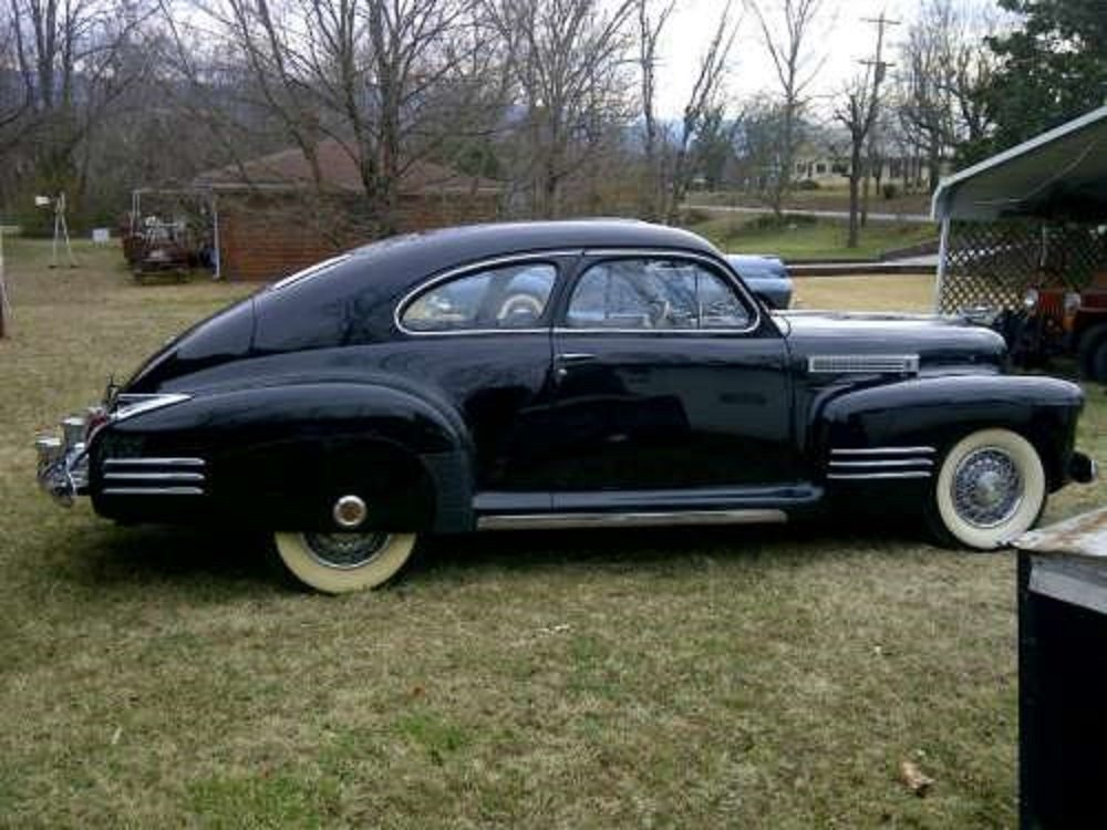 1941 Cadillac 61D Sedanette For Sale (picture 2 of 6)