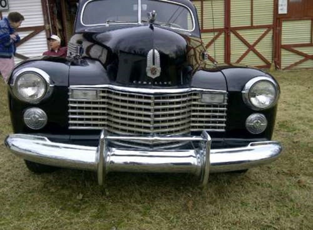 1941 Cadillac 61D Sedanette For Sale (picture 3 of 6)