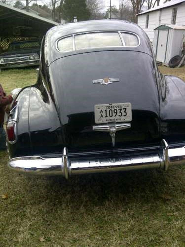 1941 Cadillac 61D Sedanette For Sale (picture 4 of 6)