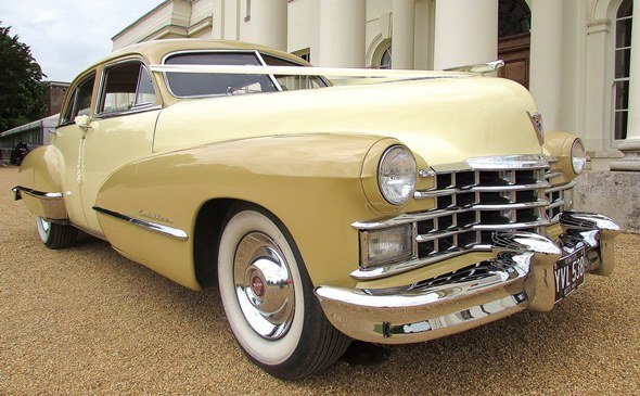 1947 Cadillac Sedan Series 62 – A Fine Example For Sale (picture 2 of 6)