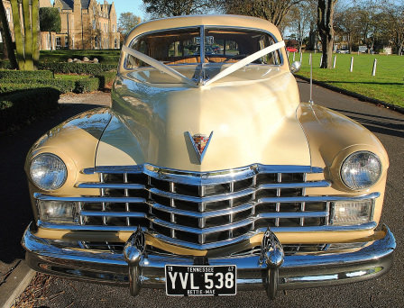 1947 Cadillac Sedan Series 62 – A Fine Example For Sale (picture 3 of 6)