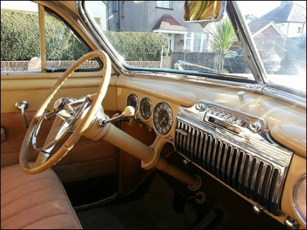 1947 Cadillac Sedan Series 62 – A Fine Example For Sale (picture 5 of 6)