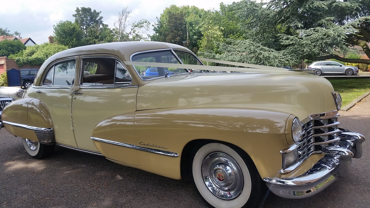 1947 Cadillac Sedan Series 62 – A Fine Example For Sale (picture 1 of 6)