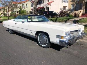 1973 Cadillac Eldorado convertible For Sale