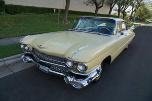 1959  Cadillac DeVille 6 Window 4 Dr Hardtop 'Survivor'