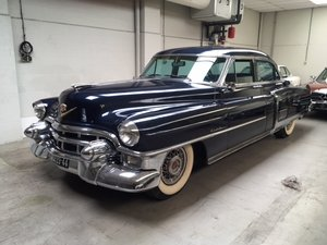 Cadillac Fleetwood orgn car 1953     &50USA Classics