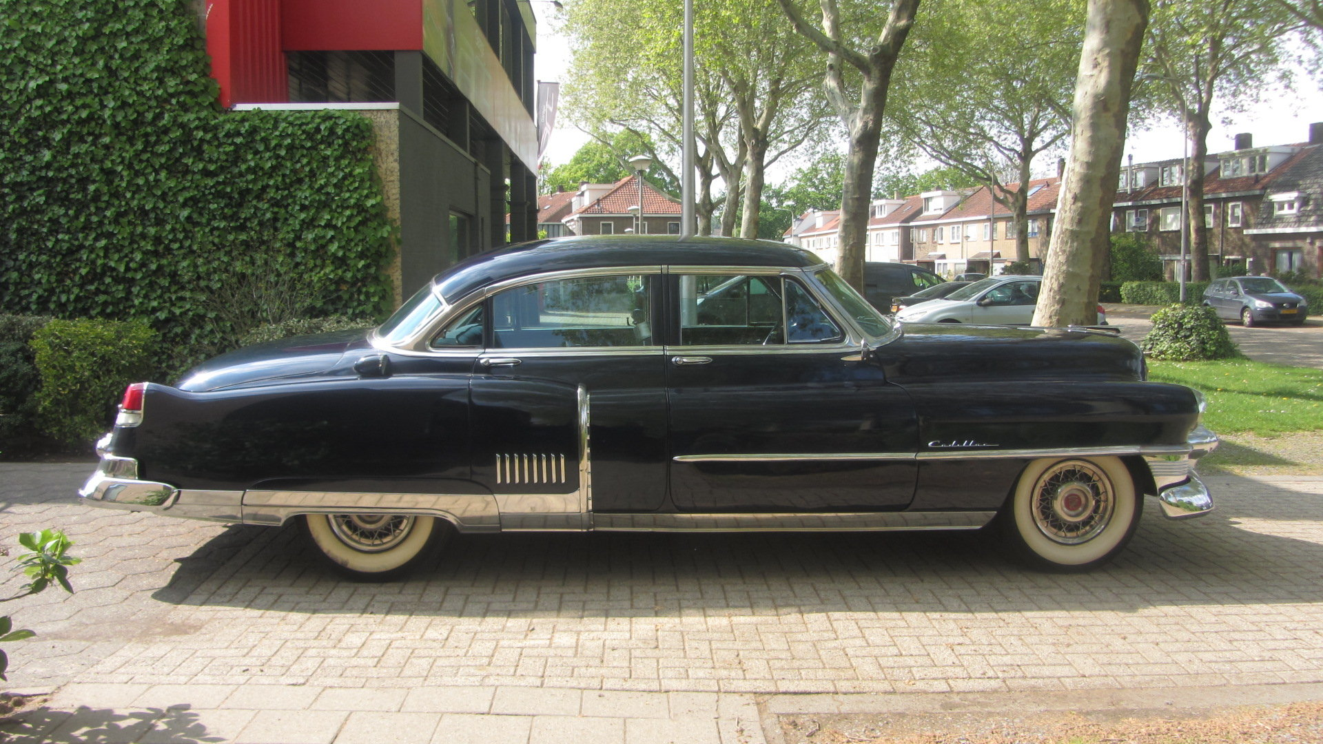 Cadillac Fleetwood orgn car 1953     &50USA Classics For Sale (picture 2 of 6)