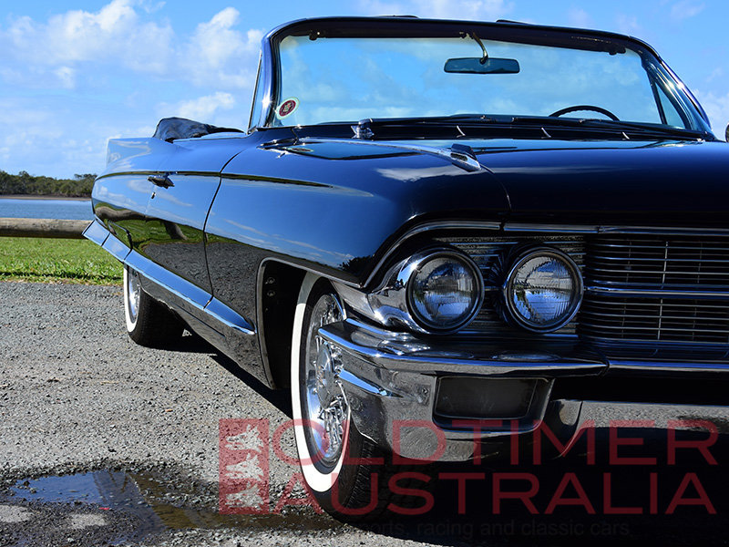 1962 Cadillac Series 62 Convertible For Sale (picture 4 of 6)