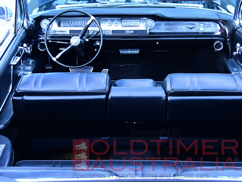 1962 Cadillac Series 62 Convertible For Sale (picture 5 of 6)