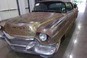 1956 Cadillac Eldorado Seville 2dr HT