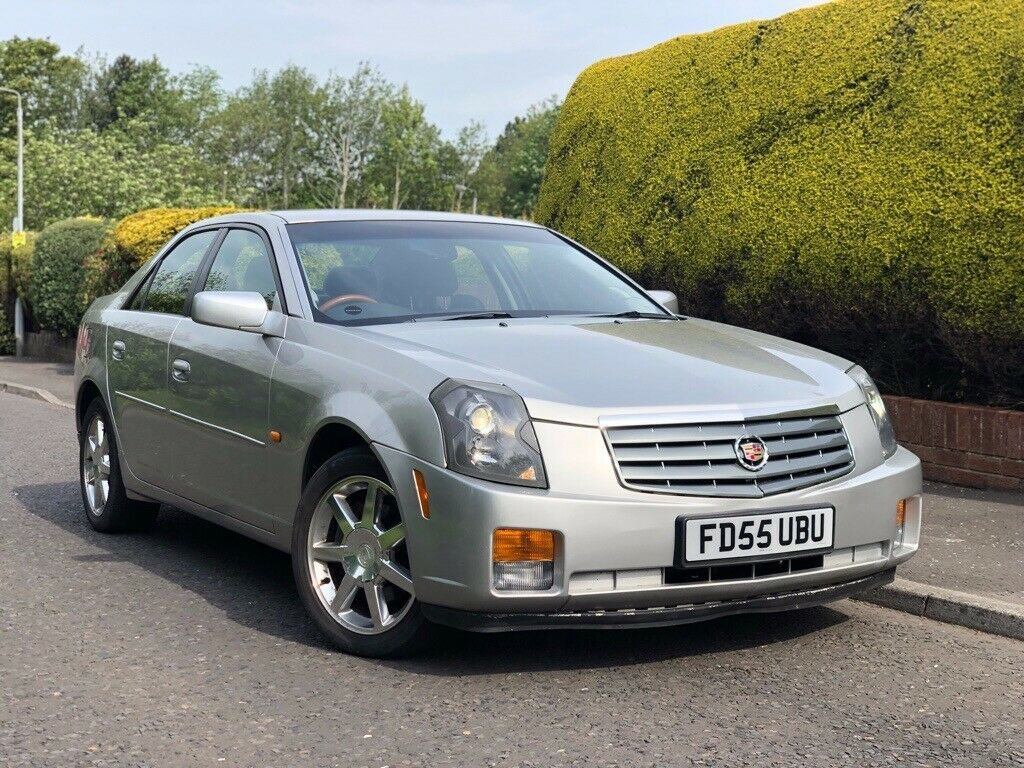 2006 Cadillac CTS 3.6 V6 Sport Luxury Auto For Sale (picture 1 of 6)