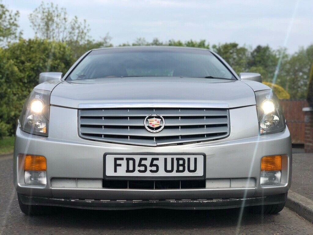 2006 Cadillac CTS 3.6 V6 Sport Luxury Auto For Sale (picture 3 of 6)