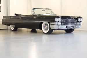 1963 Cadillac Serie 62 6.4 Convertible - newly restored For Sale