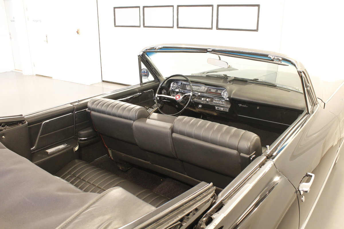1963 Cadillac Serie 62 6.4 Convertible - newly restored For Sale (picture 3 of 6)