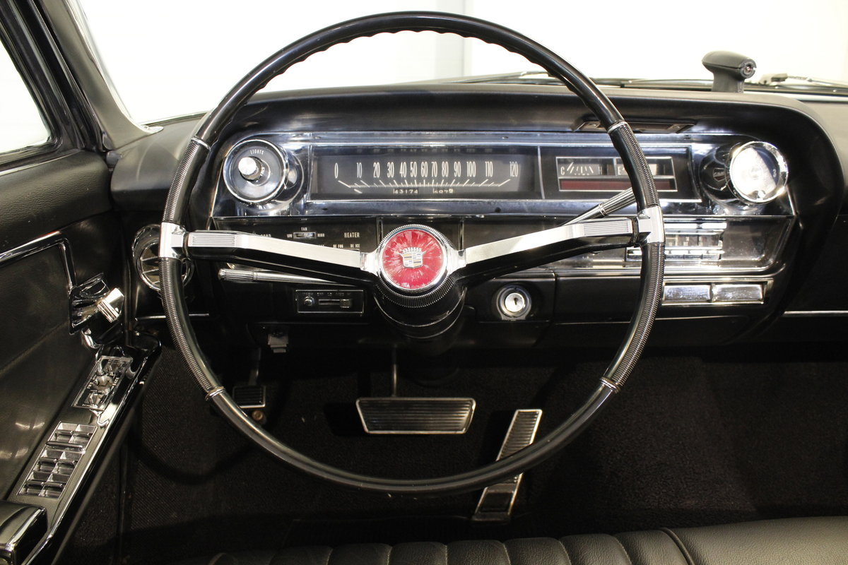 1963 Cadillac Serie 62 6.4 Convertible - newly restored For Sale (picture 4 of 6)