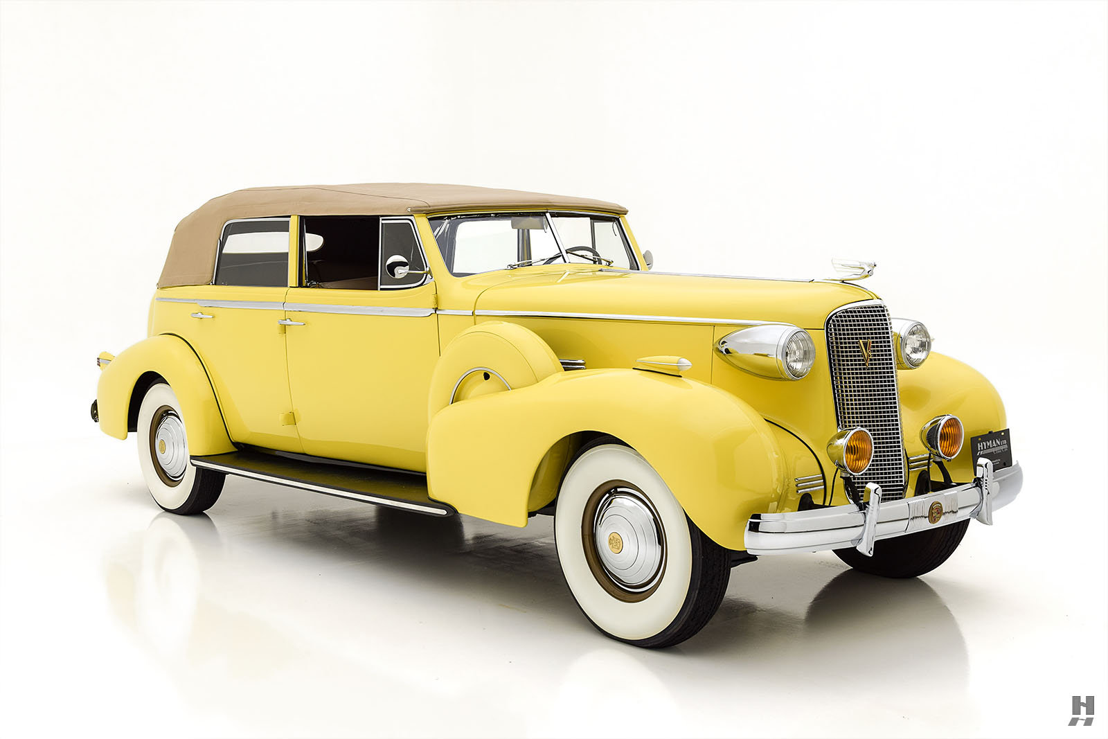 1937 CADILLAC SERIES 75 CONVERTIBLE SEDAN For Sale (picture 2 of 6)