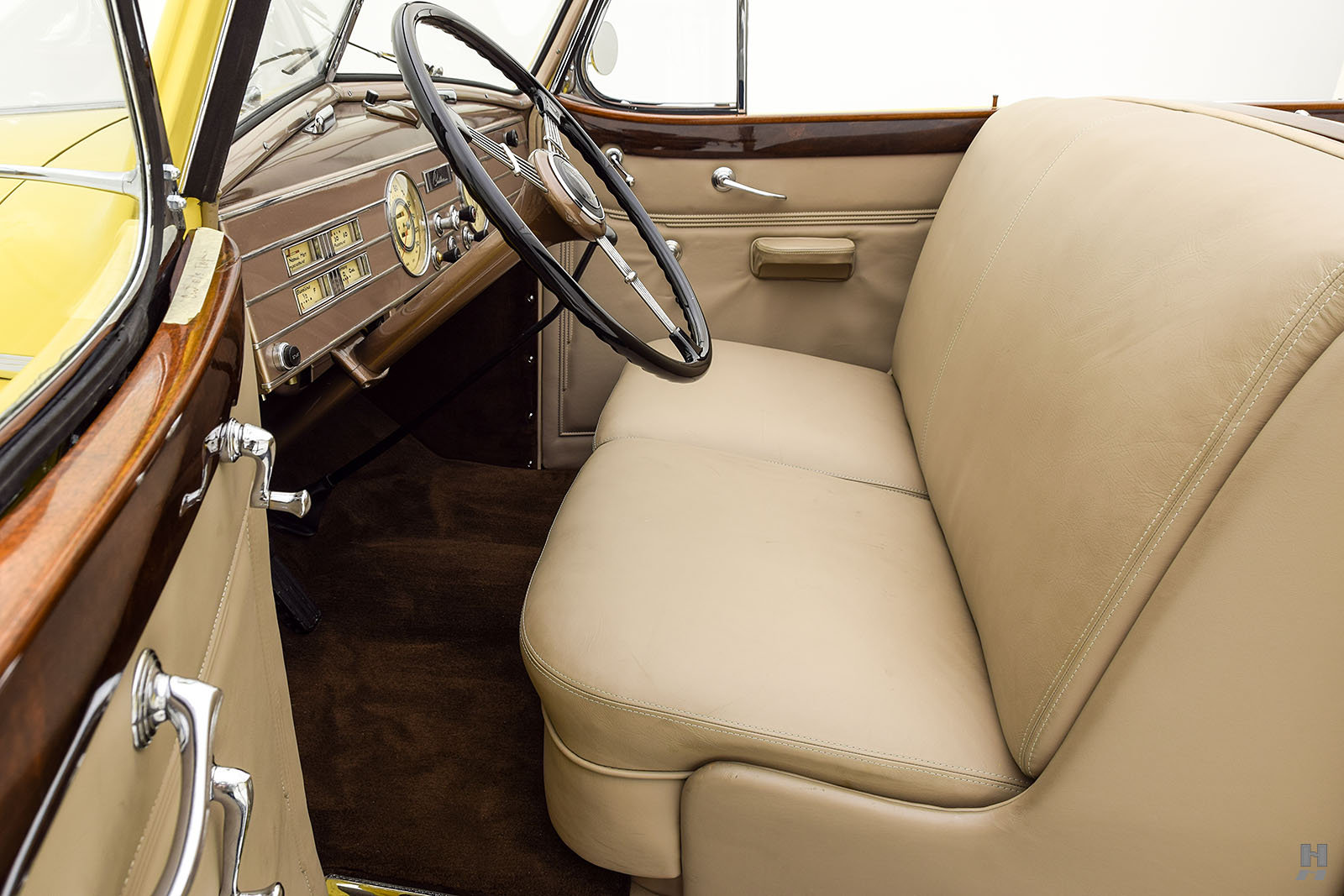 1937 CADILLAC SERIES 75 CONVERTIBLE SEDAN For Sale (picture 3 of 6)
