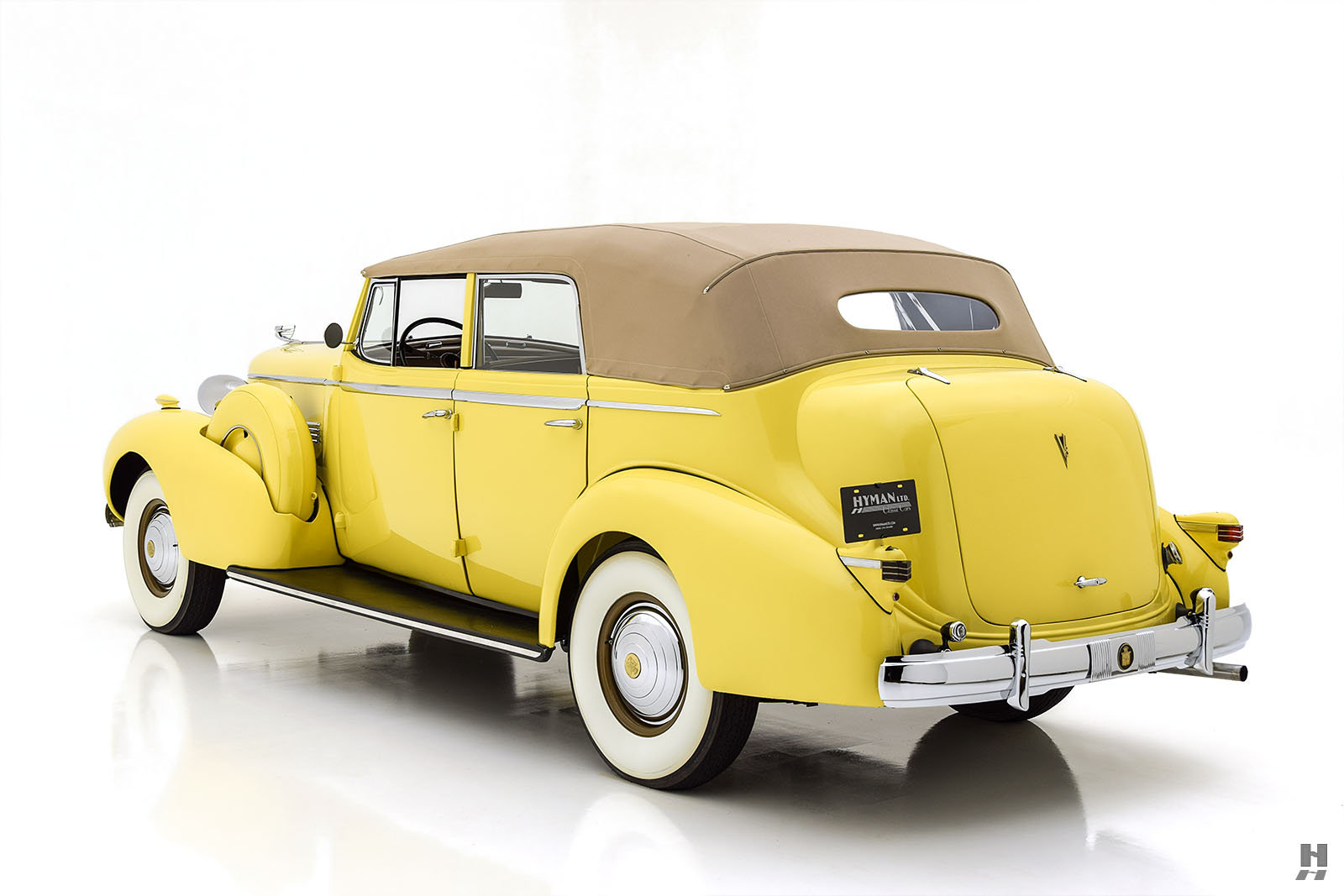 1937 CADILLAC SERIES 75 CONVERTIBLE SEDAN For Sale (picture 6 of 6)