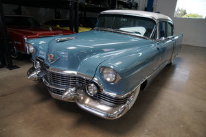 Orig Calif 1954 Cadillac Fleetwood 60 Special Sedan SOLD