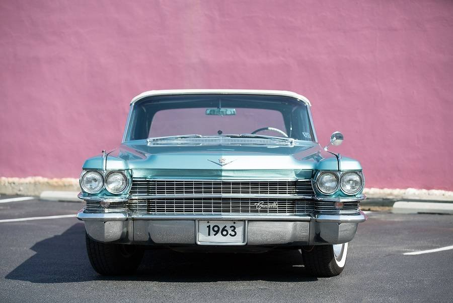 1963 Cadillac Eldorado (Philadelphia, Pa) $59,999 obo For Sale (picture 1 of 6)