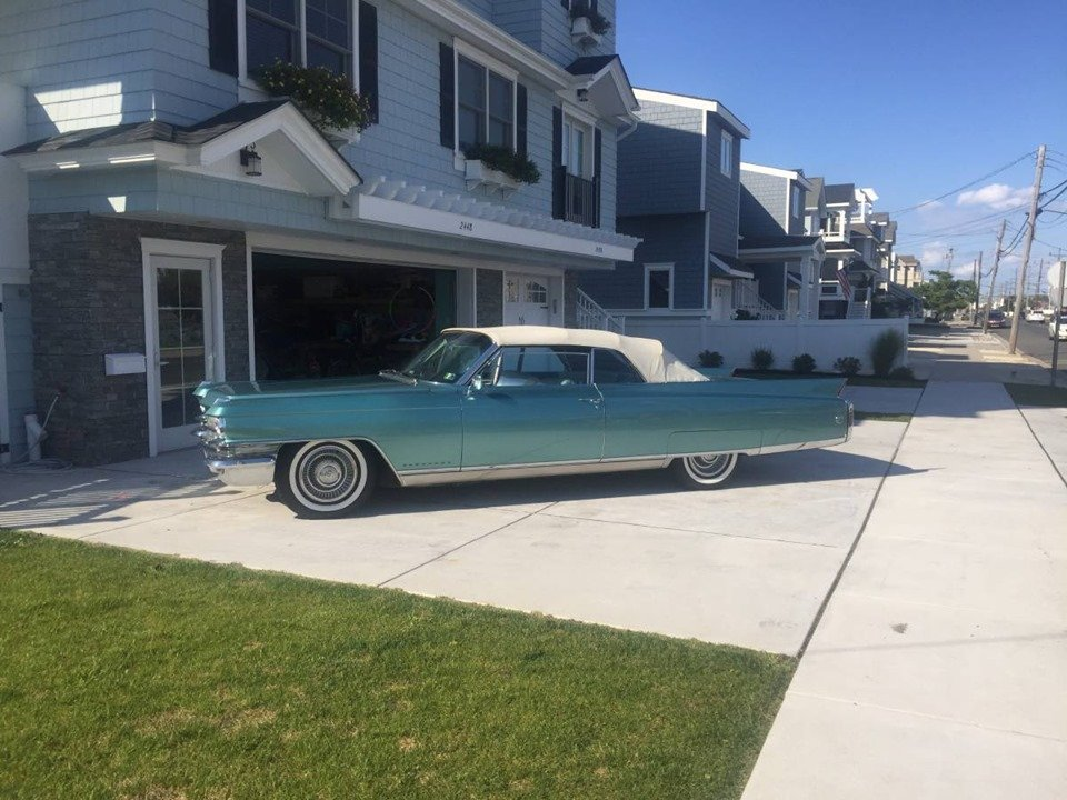 1963 Cadillac Eldorado (Philadelphia, Pa) $59,999 obo For Sale (picture 4 of 6)