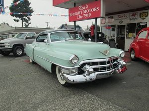 Lot 127- 1953 Cadillac Coupe DeVille For Sale by Auction