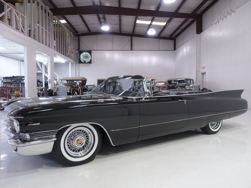 1960 Cadillac DeVille Convertible For Sale (picture 1 of 6)