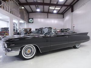 1960 Cadillac DeVille Convertible For Sale