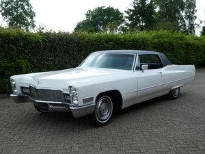 1968 Cadillac Coupe de Ville '68 SOLD