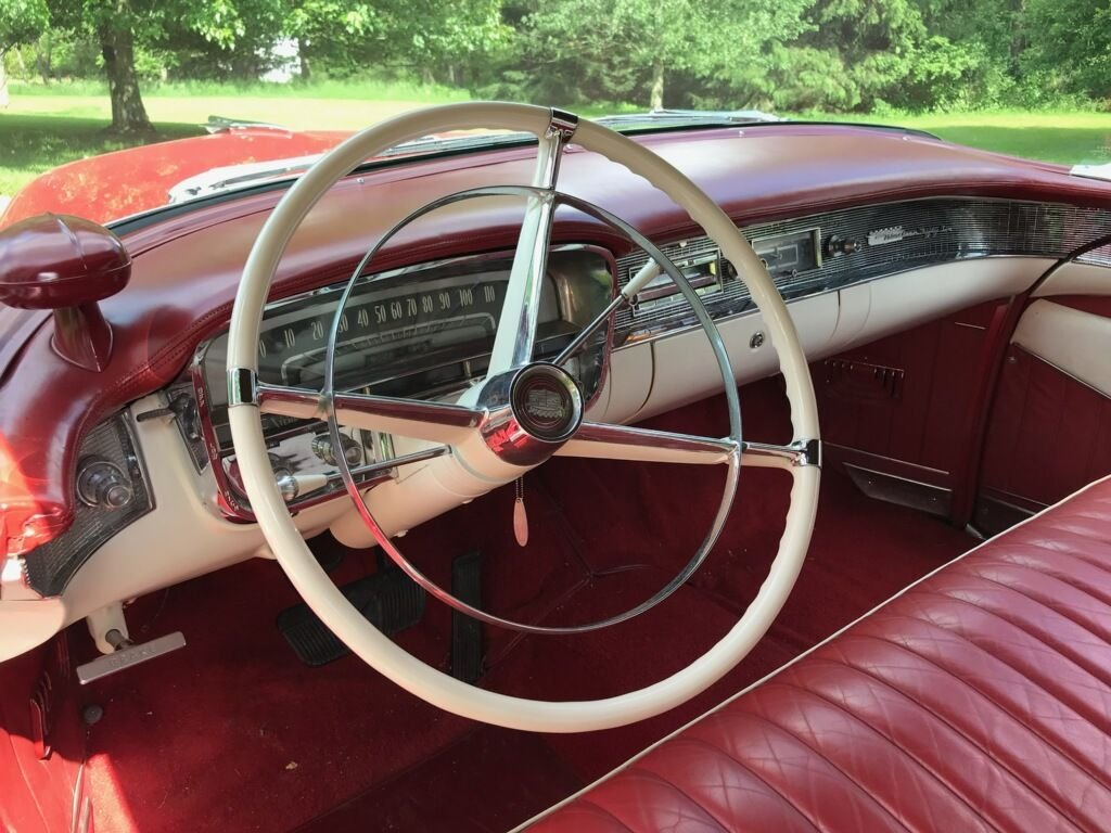 1956 cadillac series 62 convertible For Sale (picture 3 of 5)