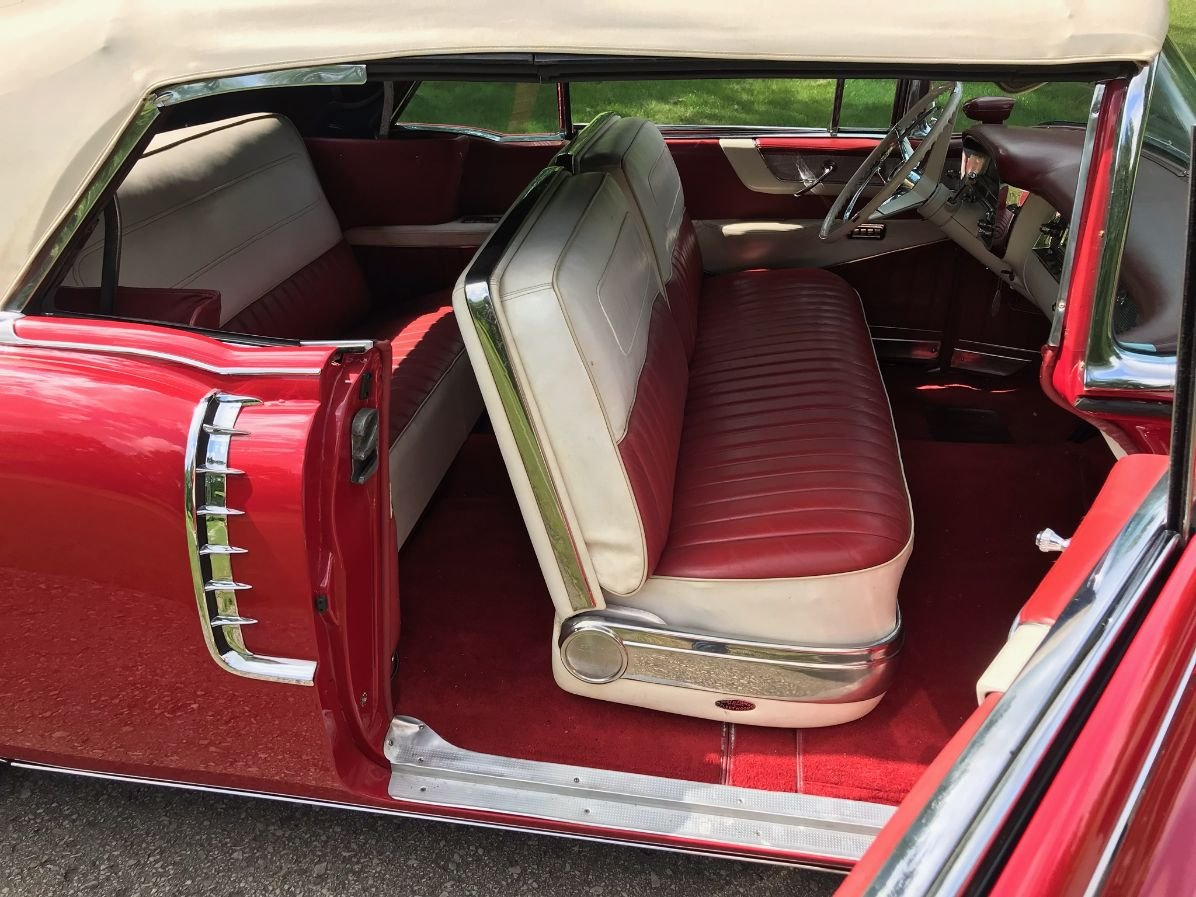 1956 cadillac series 62 convertible For Sale (picture 4 of 5)