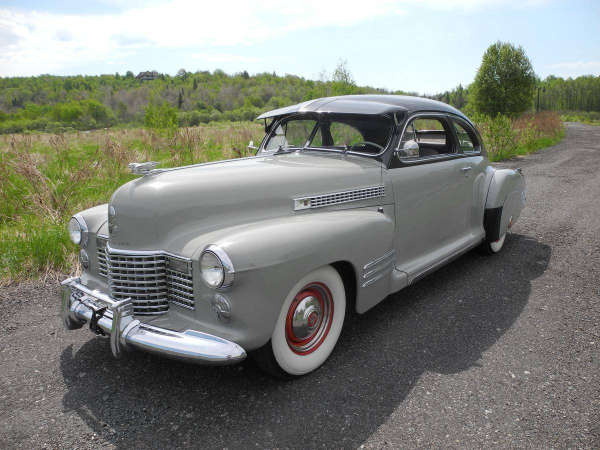 1941 Cadillac 61 2DR Sedanette For Sale (picture 1 of 6)