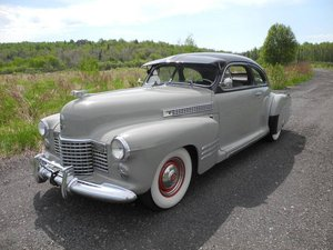 1941 Cadillac 61 2DR Sedanette For Sale