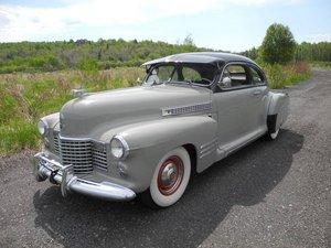 1941 Cadillac 61 2DR Sedanette
