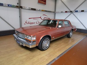 1977 Cadillac Seville 4 Door / Sunroof For Sale