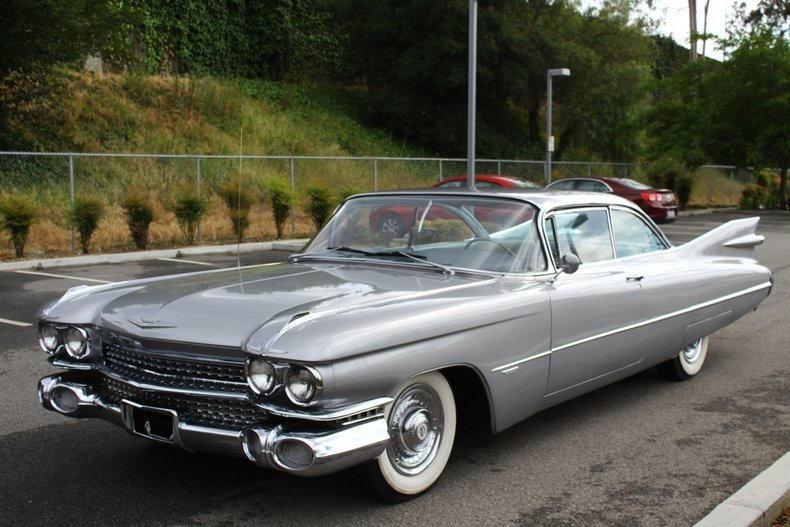 1959 CADILLAC SERIES 62 For Sale (picture 1 of 6)