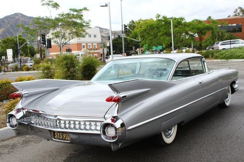 1959 CADILLAC SERIES 62 For Sale (picture 2 of 6)