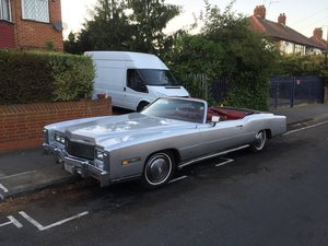 Cadillac Eldorado Convertible 1976 V8 8.3 For Sale
