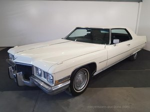 Cadillac Coupe de Ville 1972  For Sale by Auction
