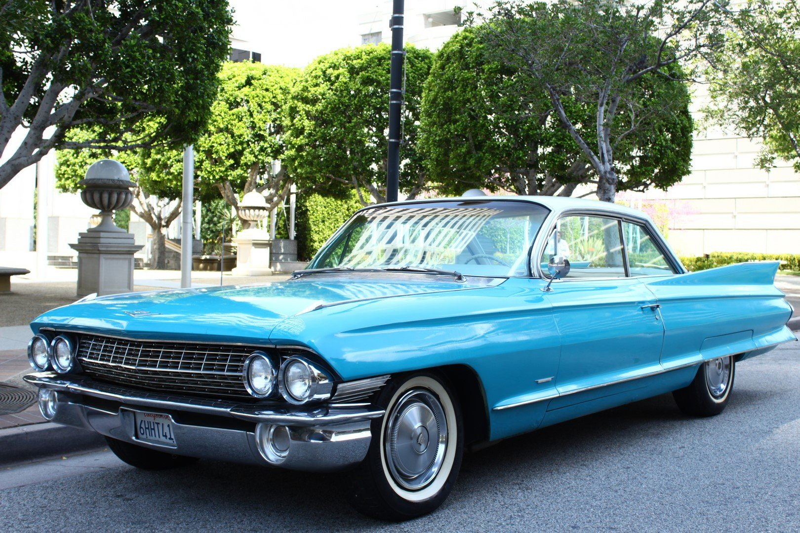 1961 CADILLAC SERIES 62 For Sale (picture 1 of 6)