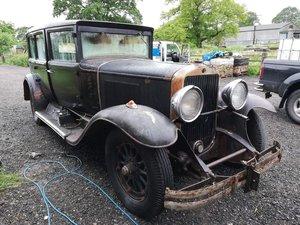 1929 Cadillac 341B Imperial Sedan, 5588 cc. For Sale by Auction