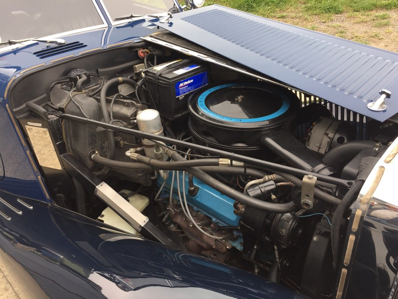 1979 Unique all alloy Cadillac Roadster For Sale (picture 6 of 12)