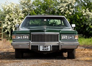 1975 Cadillac Pillarless Sedan DeVille For Sale by Auction
