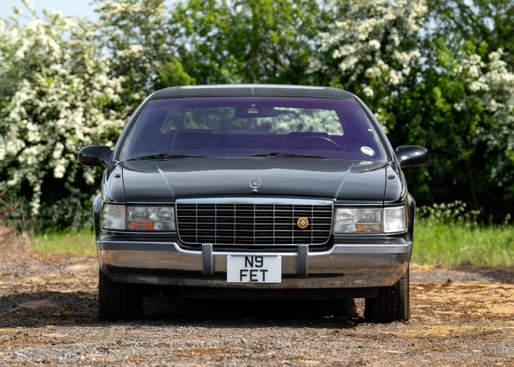 1996 Cadillac Fleetwood SOLD by Auction (picture 1 of 6)