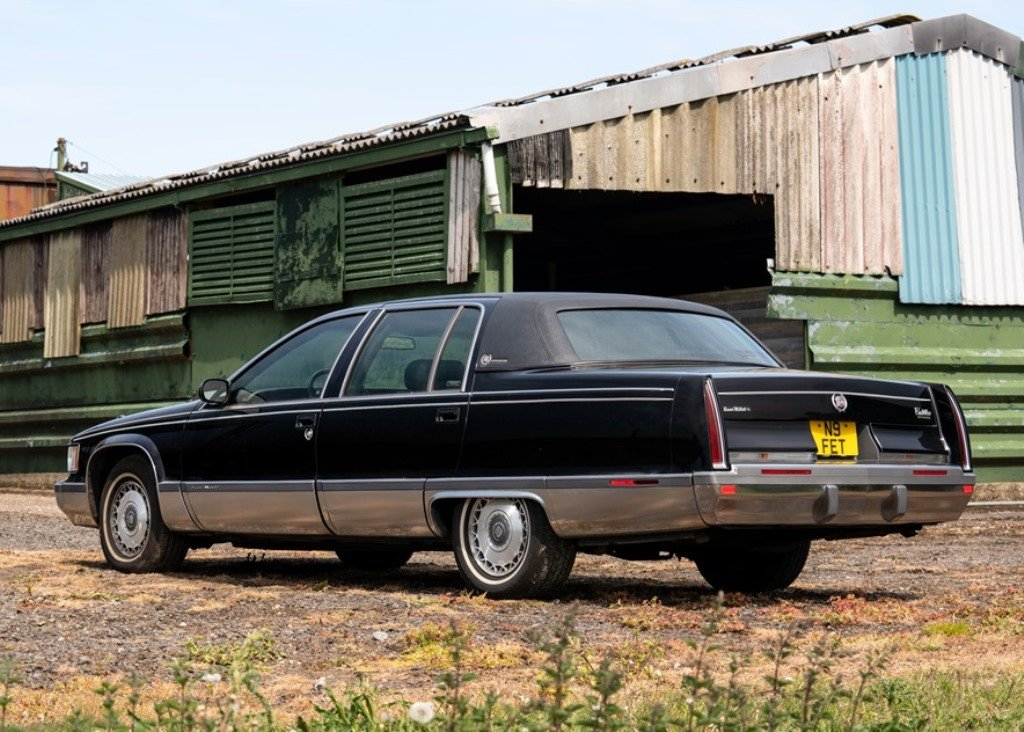 1996 Cadillac Fleetwood SOLD by Auction (picture 2 of 6)