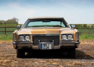 1972 Cadillac Eldorado Coup (Generation Seven)