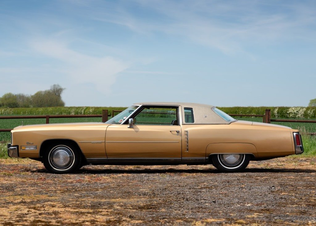 1972 Cadillac Eldorado Coup (Generation Seven) SOLD by Auction (picture 3 of 6)