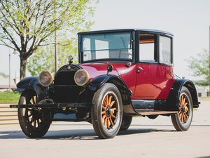 1921 Cadillac Type 59 Victoria Four-Passenger Coupe