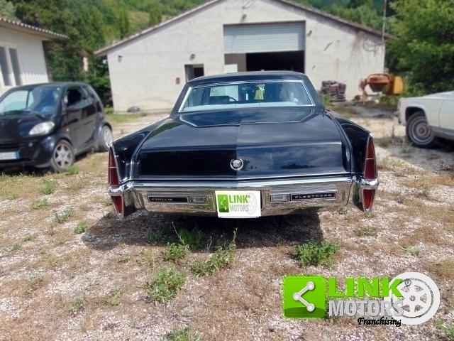 Cadillac Fleetwood, IMMATRICOLATA NEL 1970, PERFETTAMENTE C For Sale (picture 4 of 6)