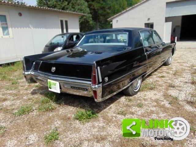 Cadillac Fleetwood, IMMATRICOLATA NEL 1970, PERFETTAMENTE C For Sale (picture 5 of 6)